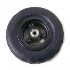 6인치 통바퀴 6x2 솔리드 광폭 바퀴 통타이어